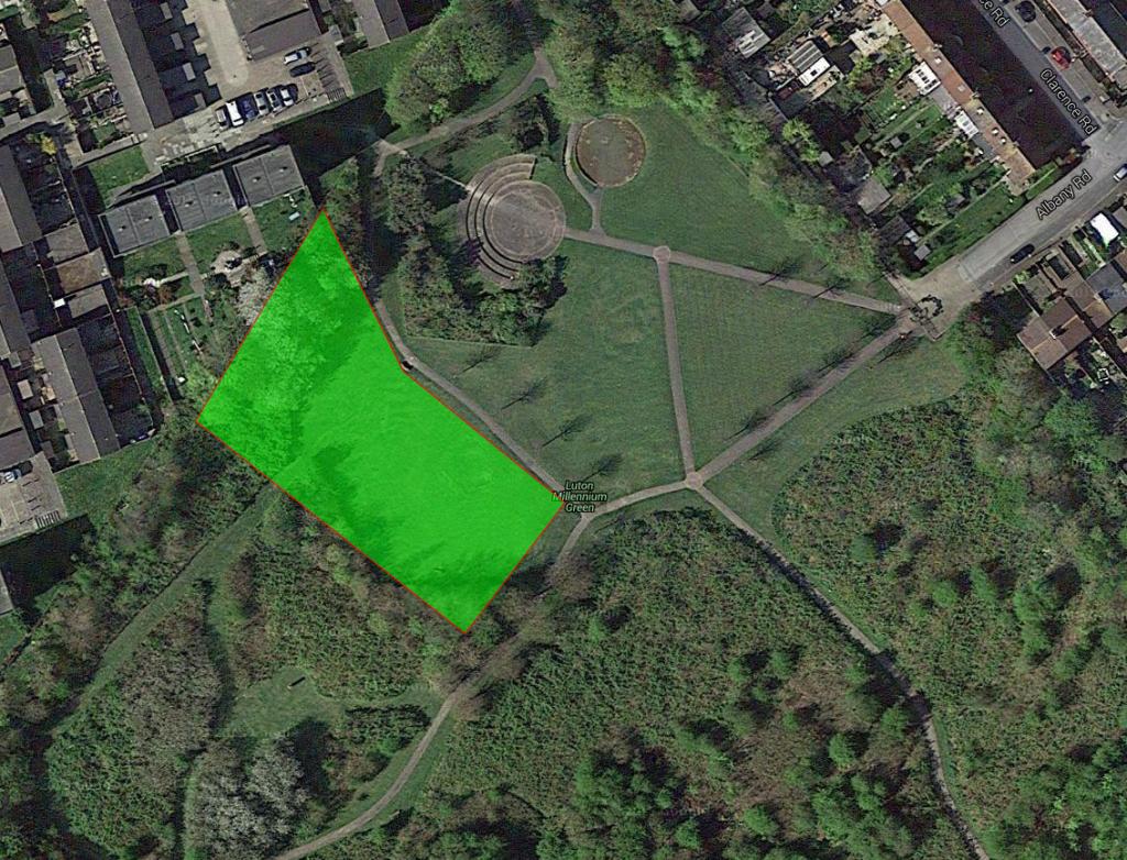 Pocket Park LMG